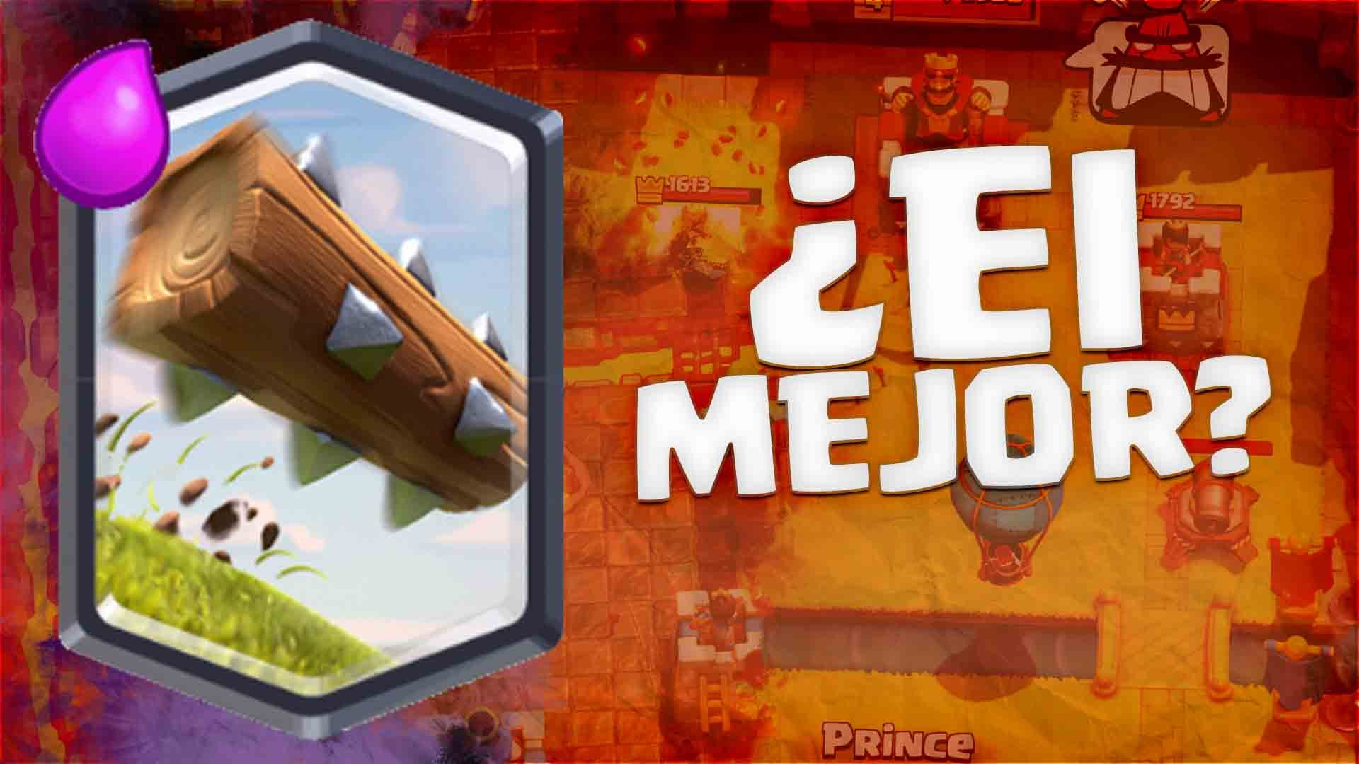 tronco clash royale