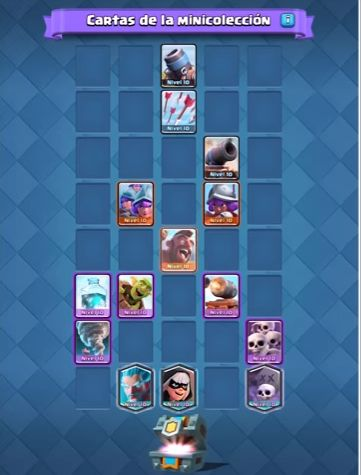 minicoleccion clash royale